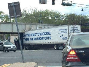 no shortcuts to business success
