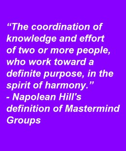 definition of mastermind groups