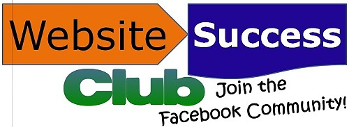 Website Success Club on Facebook