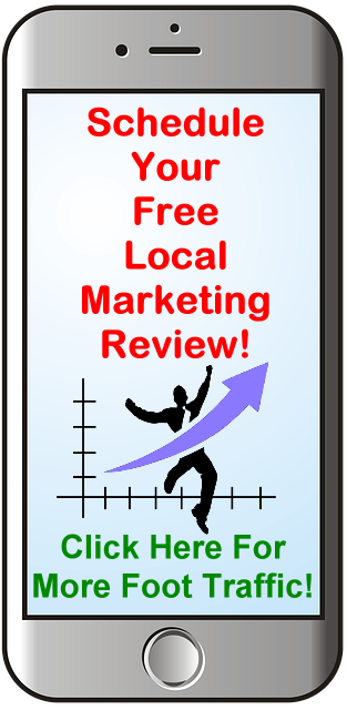 Local marketing services.